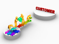creating a customer responsive culture The process of creating a customer centric culture in your organization starts with hiring the right employees and creating the right expectations any professional joining your company should understand the value you place in customer satisfaction.